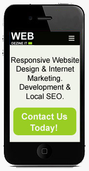 mobile web design fairfield county